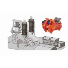 Бетоносмесительная установка СБ-251
