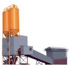 Бетоносмесительная установка СБ-145-4