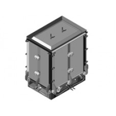 Металлоформа для формовки шахт лифтов